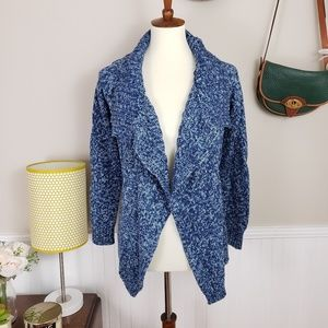 Ann Taylor Factory Multicolored Knit Cardigan
